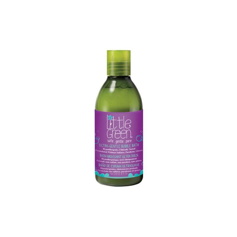 Vonios putos vaikams Little Green Ultra-Gentle Bubble Bath LGBB8, 240 ml