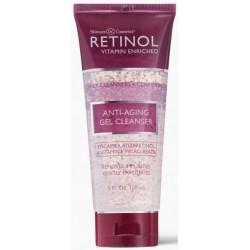 Gelinis veido odos prausiklis Retinol Anti-Aging Gel Cleanser RET46401000, stabdo odos senėjimą, 150 ml
