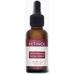 Veido odos serumas Retinol Anti-Wrinkle Facial Serum RET46411000, nuo raukšlių, praturtintas vitaminais A, C ir E, 30 ml