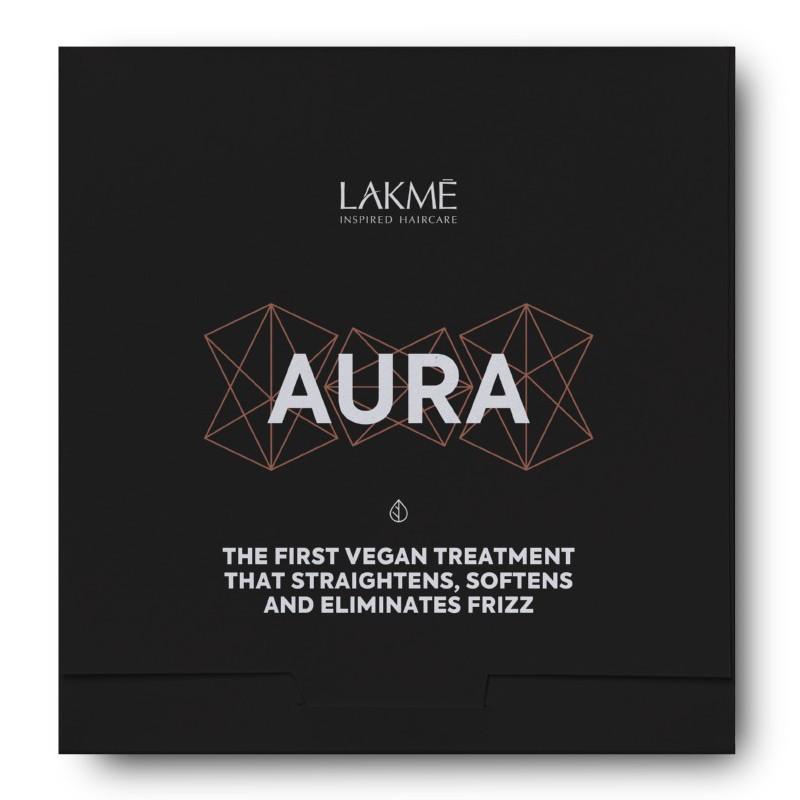 Plaukų priežiūros priemonių rinkinys Lakme Aura Kit LAK49150