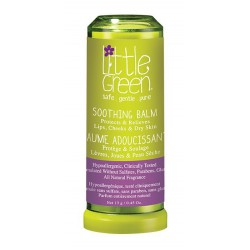 Raminantis odą balzamas vaikams Little Green Soothing Balm LGSB, 13 g