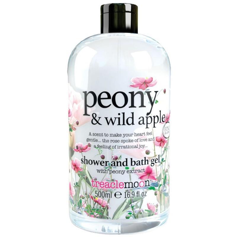 Dušo želė Treaclemoon Peony & Wild Apple Shower Gel TMLTD001HMT, 500 ml