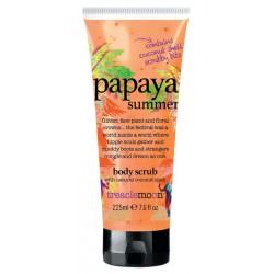 Kūno šveitiklis Treaclemoon Papaya Summer Body Scrub TMP002, 225 ml