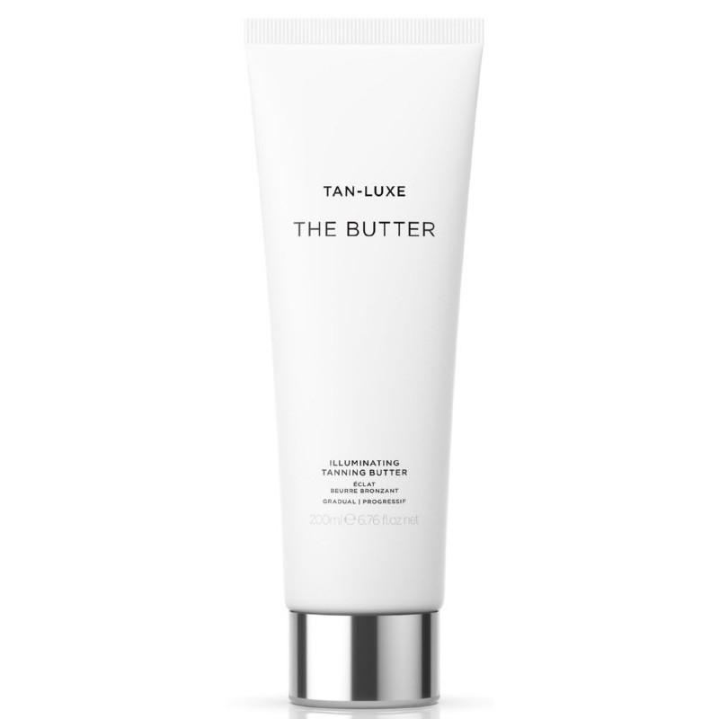 Sviestas kūnui Tan-Luxe The Butter Gradual Tanning TL779240, palaiko įdegį, drėkina ir maitina odą, 200 ml