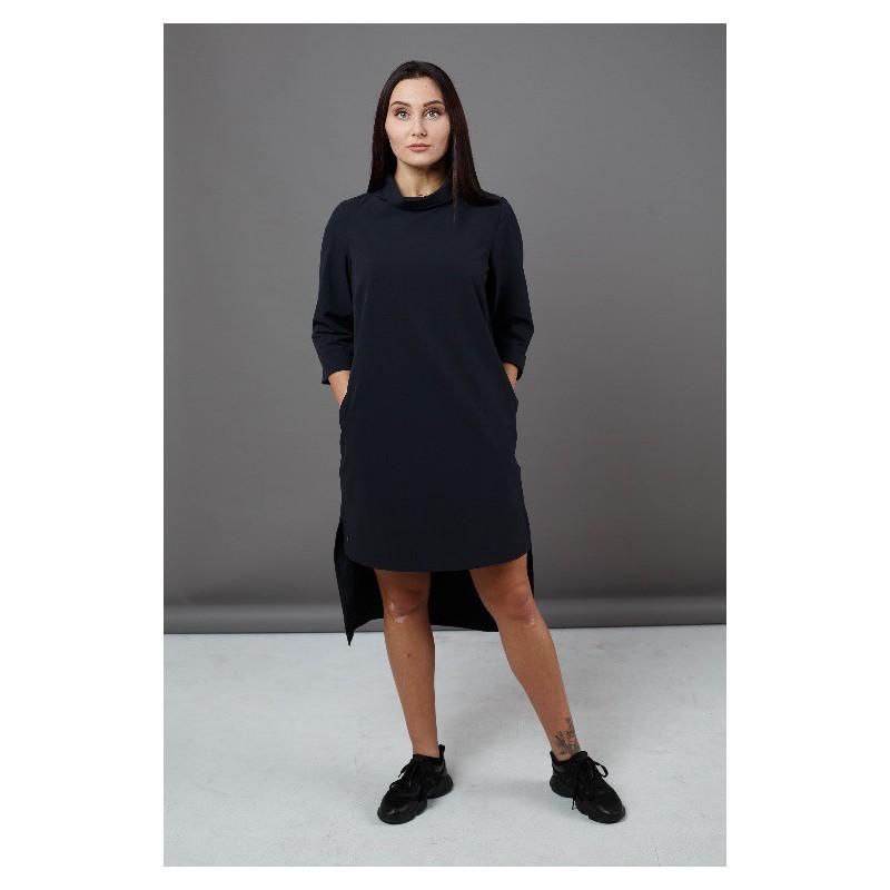 Suknelė kirpėjai Muzen MUZ0005SM, S/M dydis, su atverstine apykakle, 100% impregnuotas audinys
