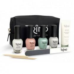 Rankų ir nagų priežiūros priemonių rinkinys Trind Perfect Hand & Nail Set TR60009018, 6 dalių