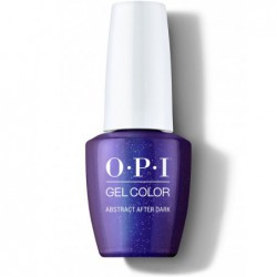 Gelis - lakas OPI Gel Color Fall 2021 Downtown LA Collection Abstract After Dark OPIGCLA10, 15 ml