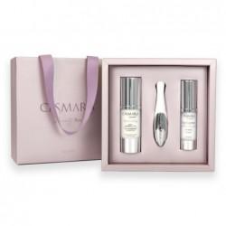 Veido priežiūros priemonių rinkinys Casmara Hydra Lifting Plus Beauty Box 2021 CASAL722, su paakių masažuokliu