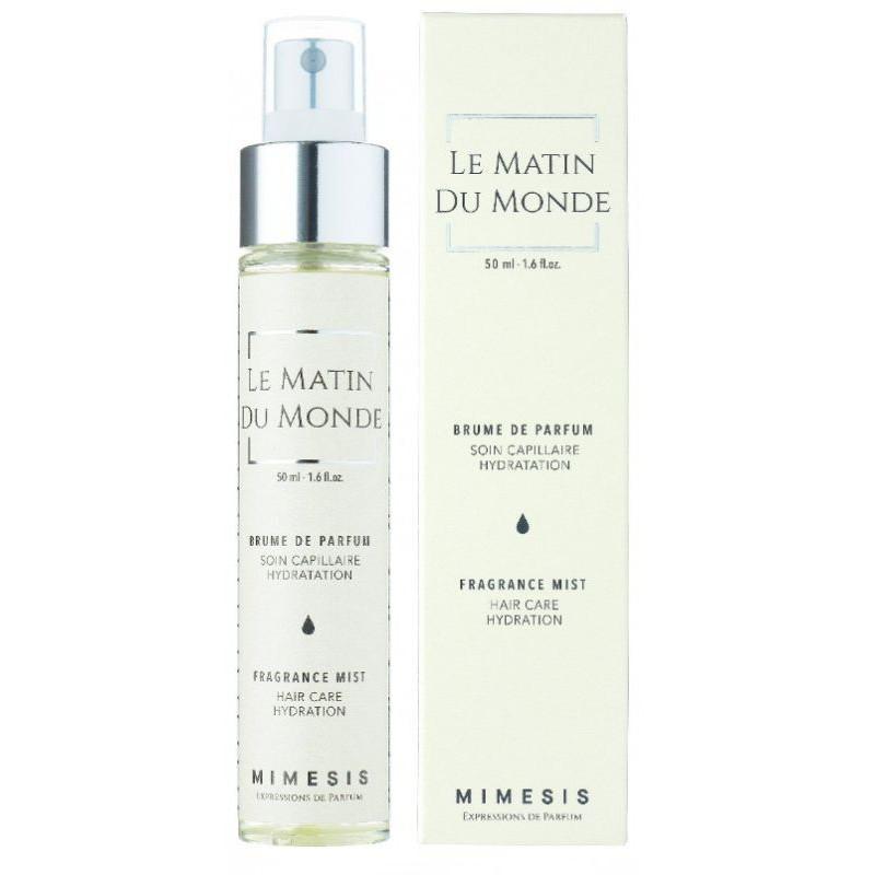 Parfumuota dulksna plaukams MIMESIS Le Matin du Monde Fragrance Mist MIM03MM, 50 ml