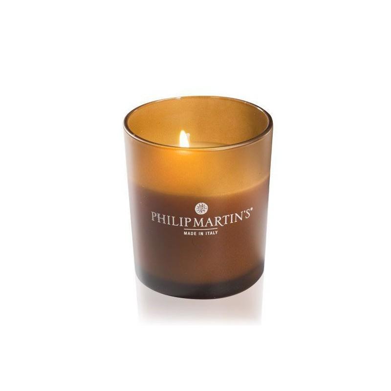 Aromaterapinė žvakė Philip Martin's Candela Orange Juice PM550, apelsinų kvapo, 136 gr.