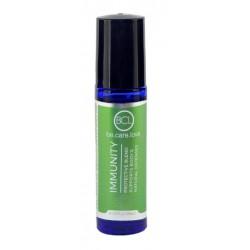 Eterinis aliejus su masažine galvute BCL Be Care Love Immunity Essential Oil Roll-On BCLSPA63104, stiprina imuninę sistemą, 10 ml