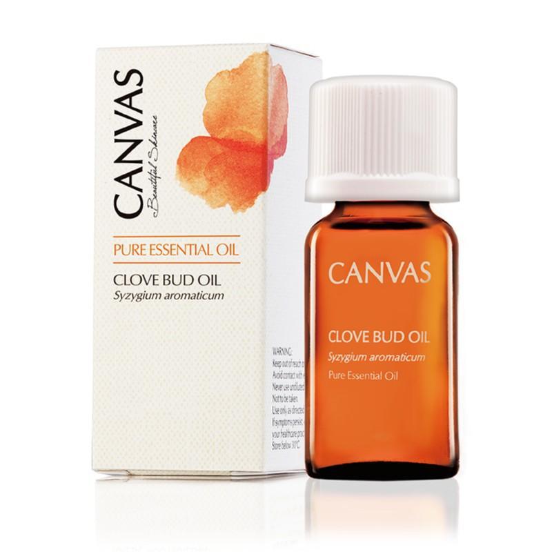 Eterinis aliejus Clove Bud Oil, CAN301090, 100% natūralus gvazdikėlių pumpurų, 12 ml
