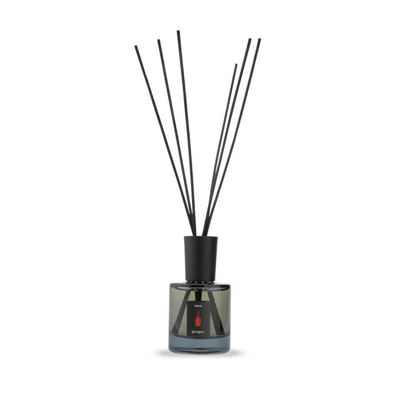 Kvapas namams su lazdelėmis Erbolinea Excellence Terrae ERBEXAMBTER100, 100 ml