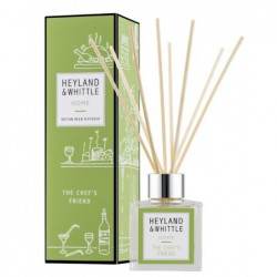 Kvapas namams su lazdelėmis Heyland & Whittle Home Solutions The Chef's Friend Reed Diffuser HW128, 100 ml