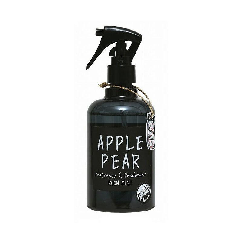Purškiamas kvapas namams John's Blend Fragrance & Deodorant Room Mist Apple Pear, OAJON0204, obuolių ir kriaušių kvapo, 280 ml
