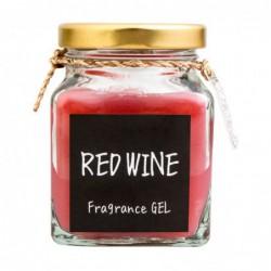 Gelinis namų kvapas John's Blend Fragrance Gel Red Wine, OAJON0405, raudonojo vyno kvapo, 135 g