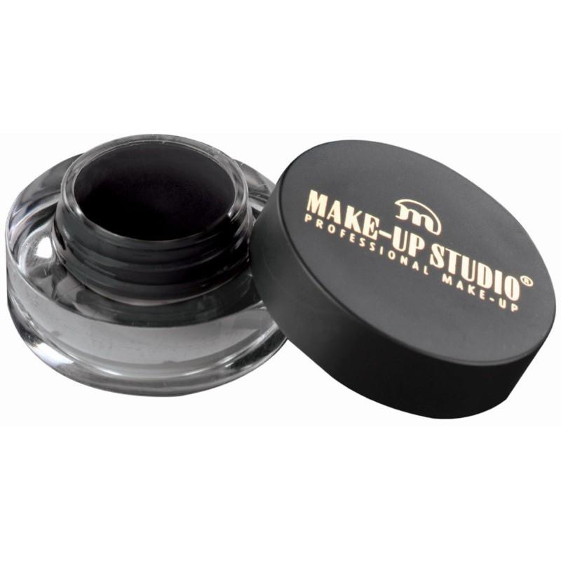 Gelinis akių pravedimas Make Up Studio PRO Eyeliner Gel PH10958B, 2 ml