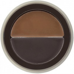Gelinė priemonė akių pravedimams Bodyography Gel Eye Liner Duo Espresso Noir BDEL3592, 3.4 gr