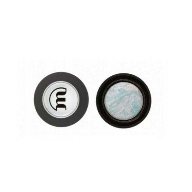 Blizgūs, spalvoti akių šešėliai Make Up Studio Eyeshadow Moondust Azure Tantalum PH0717BT, 1.8 ml