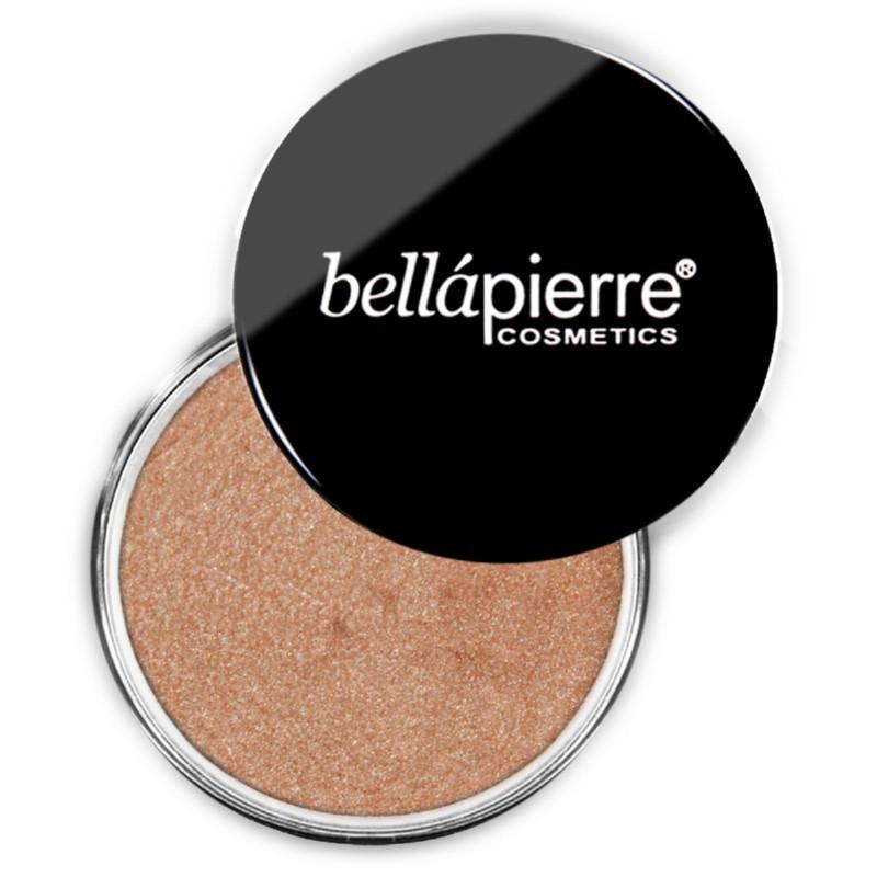 Mineraliniai akių šešėliai Bellapierre Gold & Brown SP074, 2,35 g