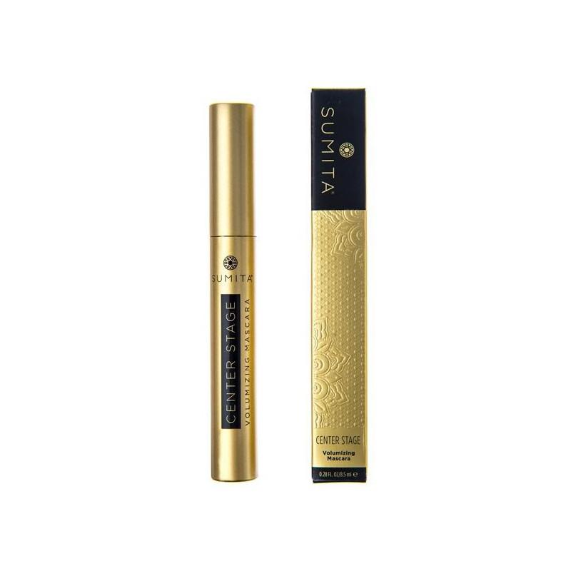 Blakstienų tušas Sumita Center Stage Volumizing Mascara SUM8040, suteikia blakstienoms apimties, 8.5 ml
