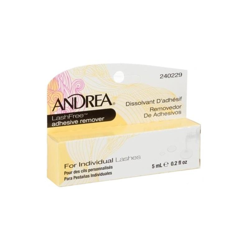Blakstienų klijų nuėmėjas Andrea LashFree Adhesive Remover  for Individual Lashes 240229, 5 ml