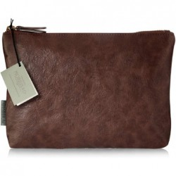 Vyriška kosmetinė Heathcote & Ivory Morris Mens Travel Bag MOFG7333, rudos spalvos