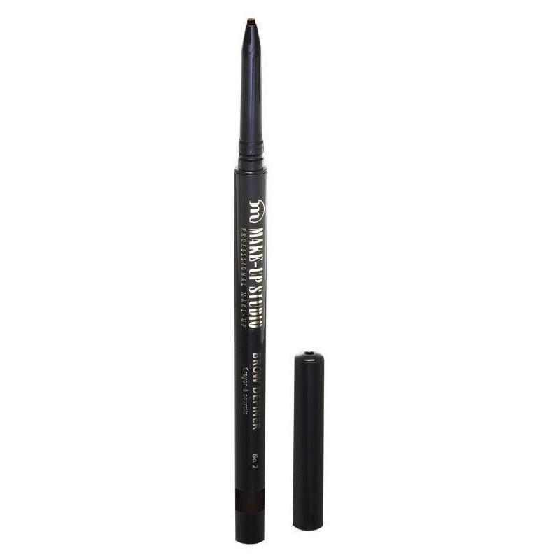 Antakius paryškinantis pieštukas Make Up Studio Brow Definer in Box 2 PH10738B2