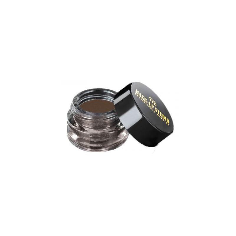 Geliniai antakių dažai Make Up Studio PRO Brow Gel Liner Dark PH10957D