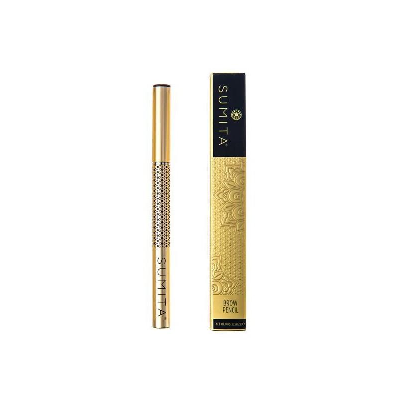 Antakių pieštukas Sumita Brow Pencil - Brown SUM8003, 0.2 g