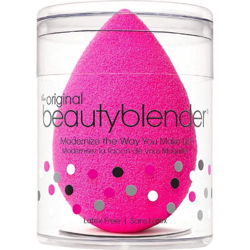Makiažo kempinėlė BeautyBlender Pink, rožinė