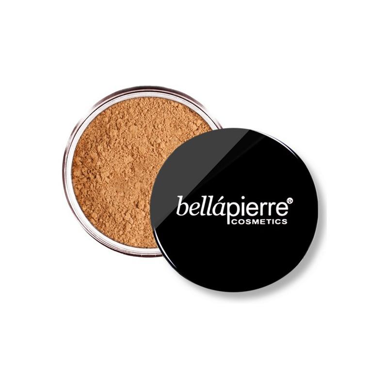 Mineralinė pudra BellaPierre Brown Sugar MF007, 9 g