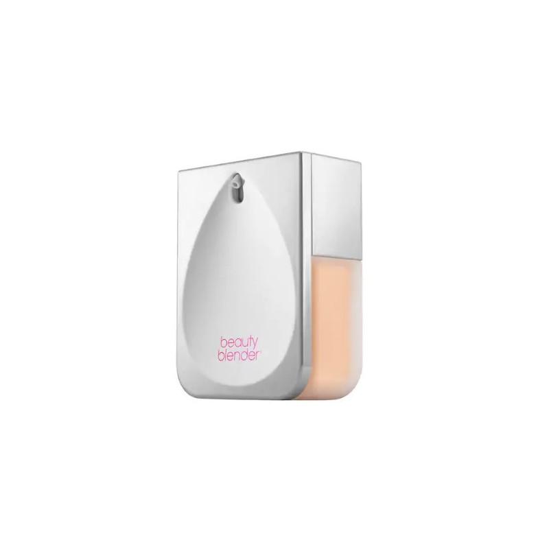 Makiažo pagrindas Beauty Blender BOUNCE Liquid Whip Long Wear Foundation 1.30 Light Warm BB21076, šviesus šiltas, 30 ml
