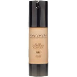 Makiažo pagrindas Bodyography Foundation 130 Medium/Neutral BDF7004, 30 gr