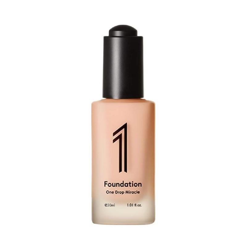 Makiažo pagrindas 1Foundation One Drop Miracle P23, ROF123, 30 ml