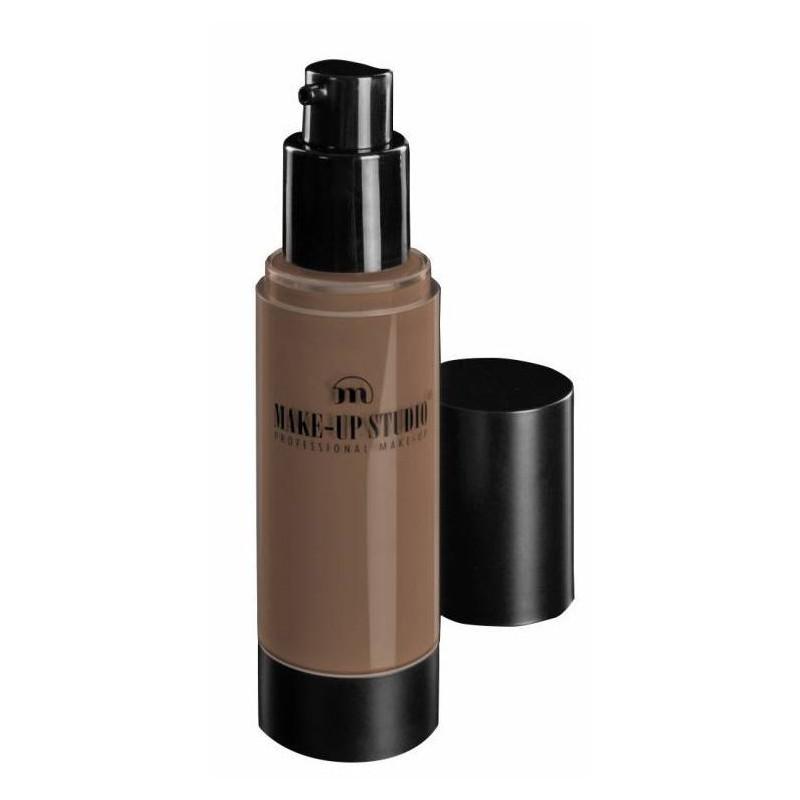 Makiažo pagrindas Make Up Studio Fluid Make-up No Transfer WB3 Natural Beige S0658NB, 35 ml