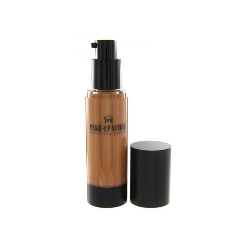 Makiažo pagrindas Make Up Studio Fluid Make-up No Transfer WB5 Olive Tan S0658OT, 35 ml
