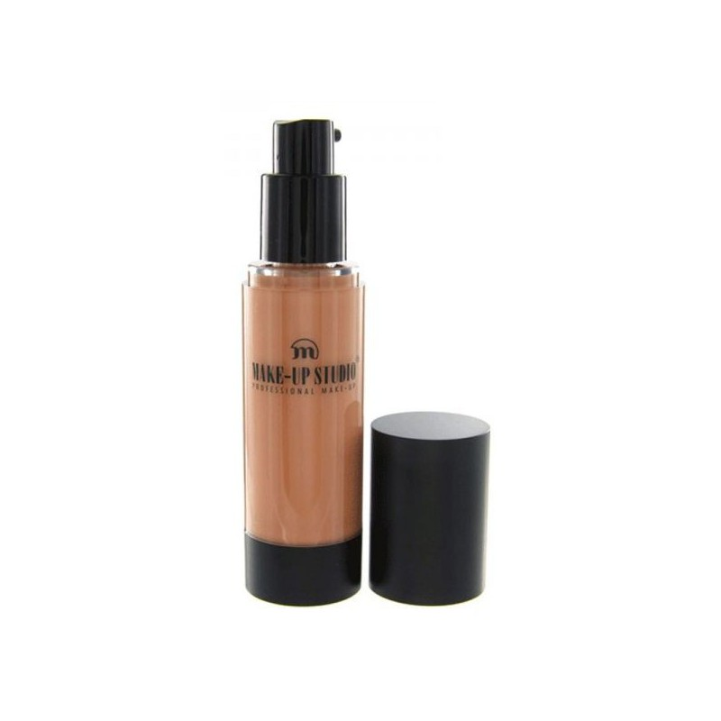 Makiažo pagrindas Make Up Studio Fluid Make-up No Transfer CA5 Sunny Beige S0658SB, 35 ml