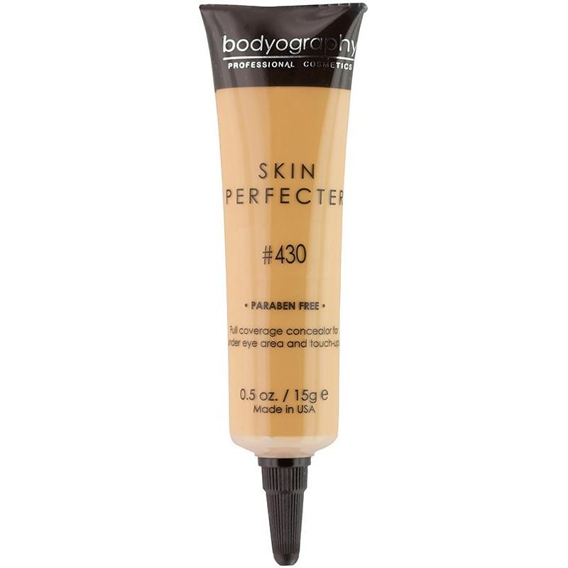 Veido odą maskuojanti priemonė Bodyography Concealer 430 Light Warm BDC7504, 15 gr