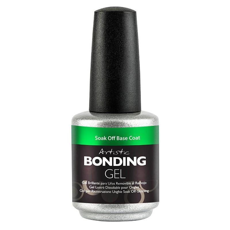 Gelinio nagų lako pagrindas Artistic Colour Gloss Bonding Gel ART03200, 15 ml