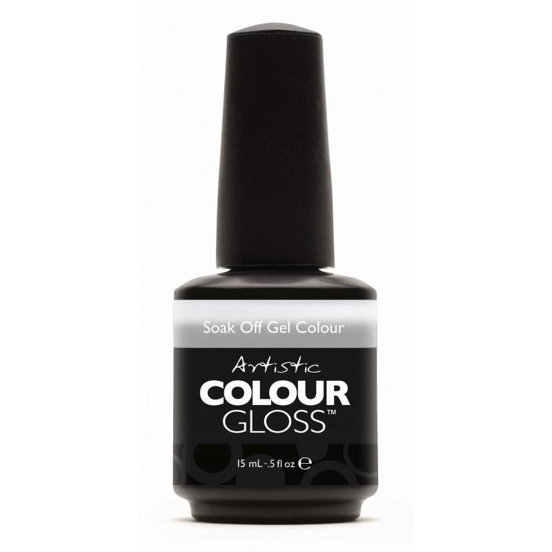 Gelis-lakas Artistic Colour Gloss Trouble ART03099, 15 ml