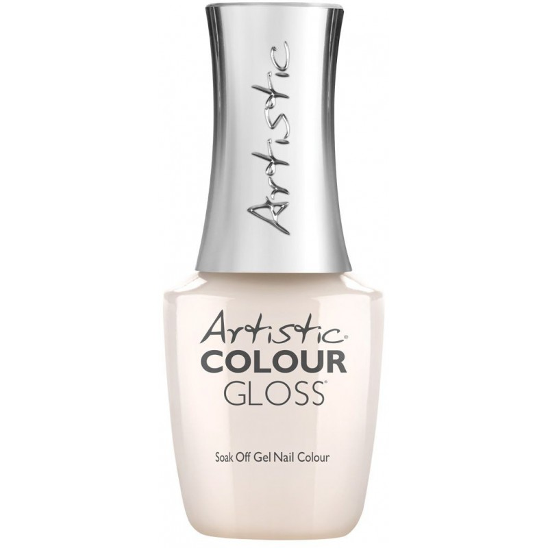 Gelis-lakas Artistic Colour Gloss Wedding 2019 Collection Sheerly Devoted Love Laced ART2700224, 15 ml
