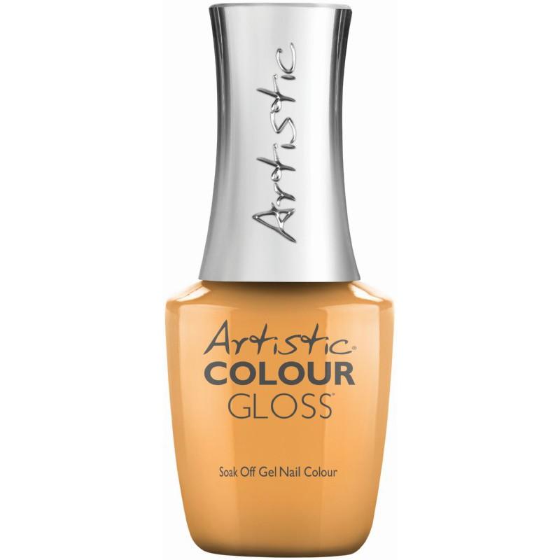 Gelis-lakas Artistic Colour Gloss Cool As it Gets 2020 Summer Collection Sunshine Tan Line ART2700266, 15 ml