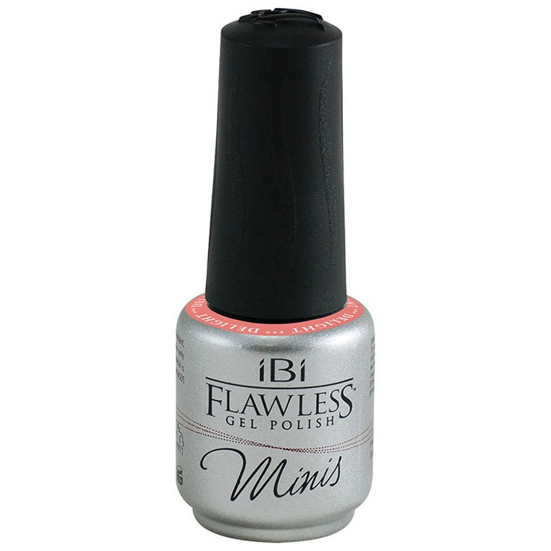 Nagų lakas-gelis IBI Flawless Coctail Color Collection Delight C FM156, 8 ml