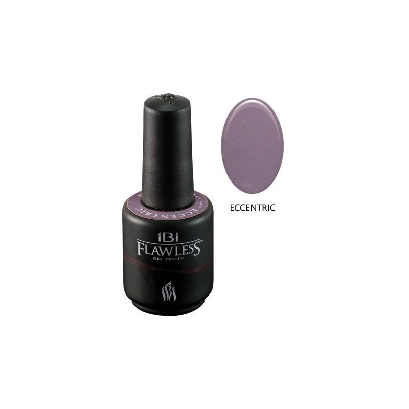 Nagų lakas-gelis IBI Flawless Bohemian Color Collection Eccentric SH F272, 15 ml