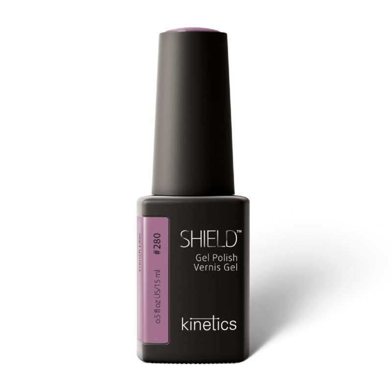 Gelis-lakas Kinetics Shield Gel Polish French Lilac 280 KGP280N, 15 ml