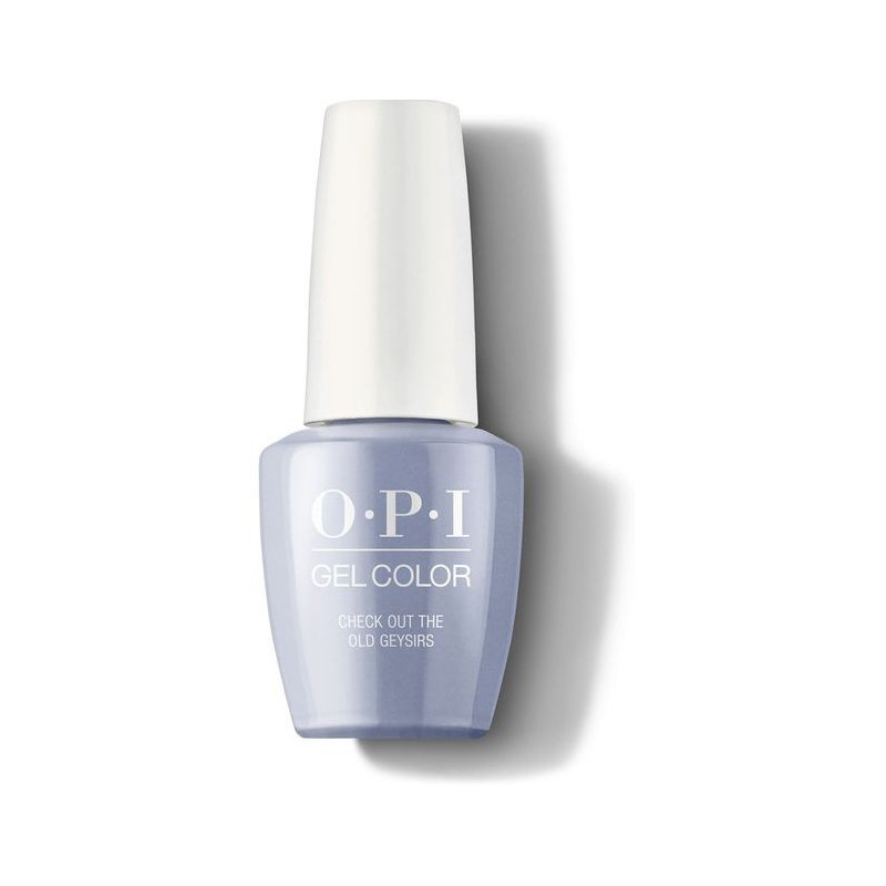 Gelis - lakas OPI Gel Color Check Out The Old Geysirs, OPIGCI60, 15 ml