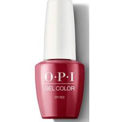 Gelis- lakas OPI Red  OPIGCL72B 7,5 ml