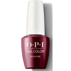 Gelis- lakas OPI Gel Color Malaga Wine OPIGCL87A, 15 ml
