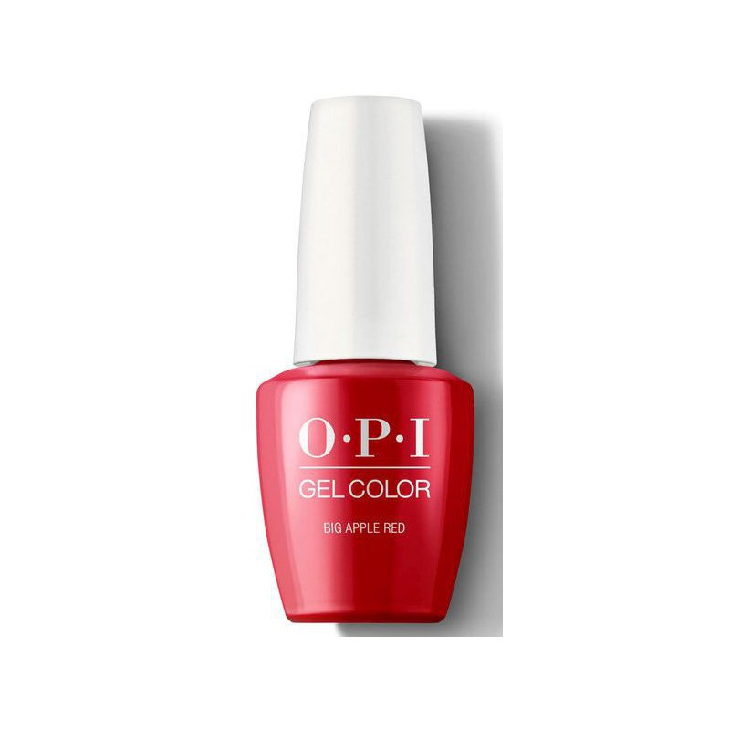 Gelis - lakas OPI Gel Color Big Apple Red OPIGCN25B, 7.5 ml